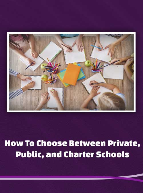 Choose between public or private school asheville